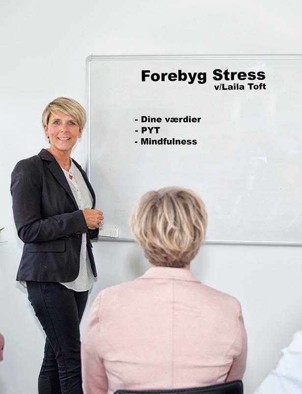 Forebyg stress på tavlen