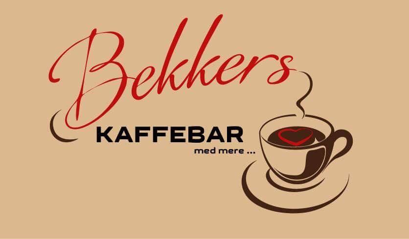 Bekkers kaffebar logo