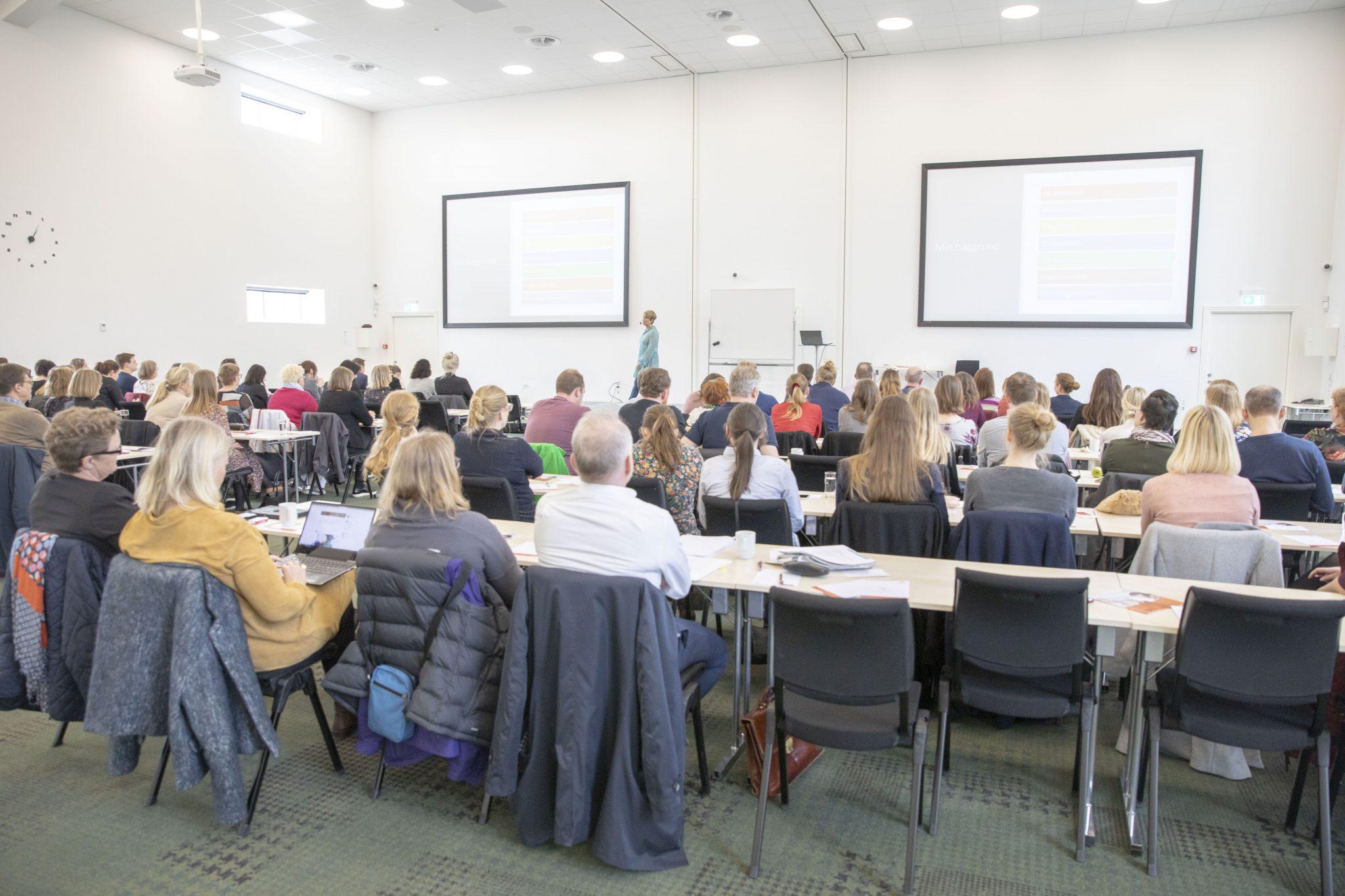 Konference om stress